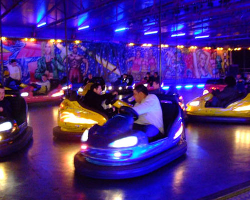 electric dodgem cars for sale