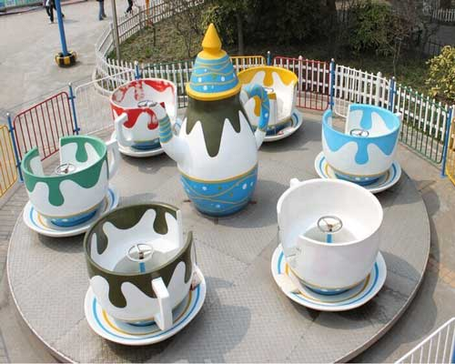 BNCC-24A-Tea-Cup-Ride-For-Family