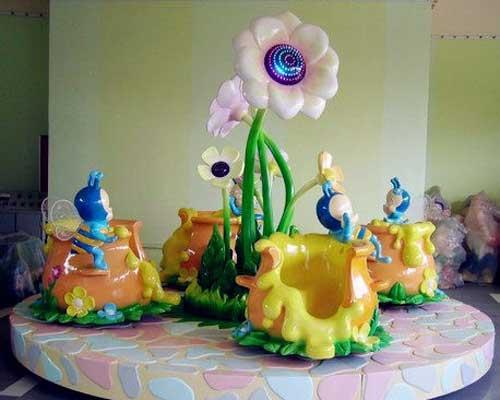 BNCC-B8A-Small-Bee-Garden-Tea-Cup-Ride