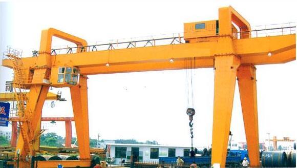 double girder gantry crane 1