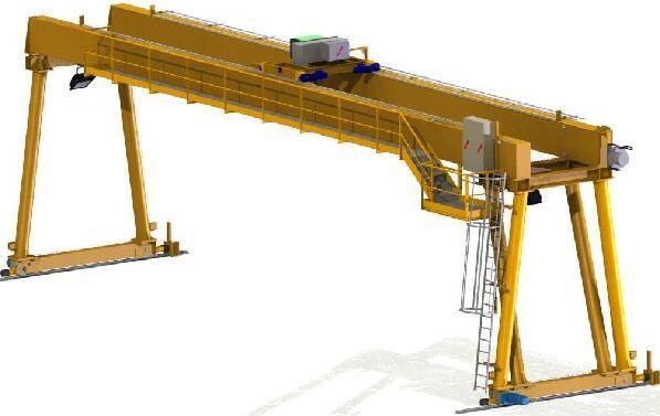double girder gantry crane 2