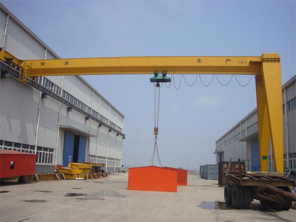 BMH-Single-Girder-Semi-Gantry-Crane