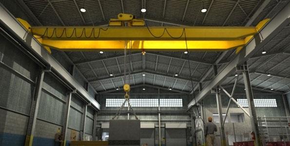 Ellsen indoor overhead crane for sale