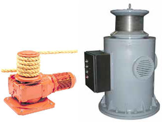 Marine and industrial capstan winch for sale