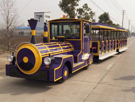 vintage trains for tourist