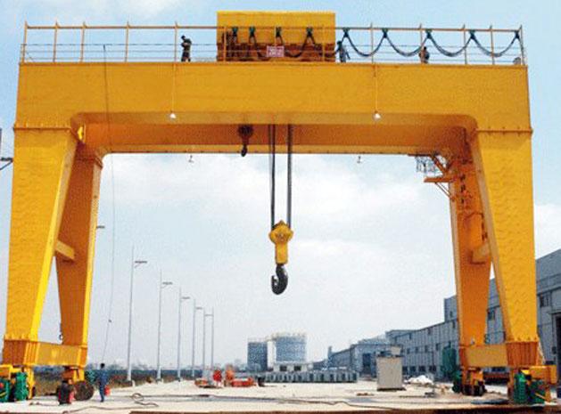 Heavy duty gantry crane for sale