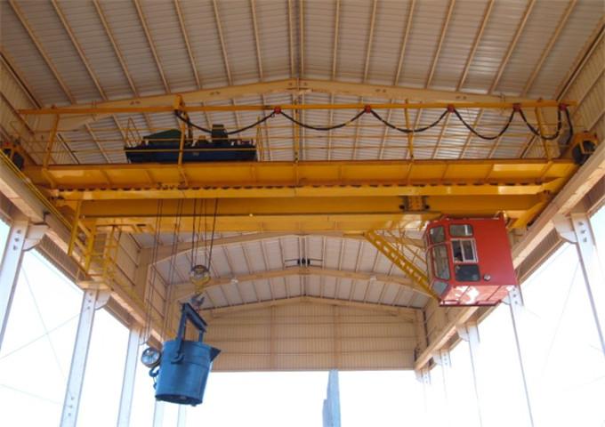 Metallurgical overhead crane for sale