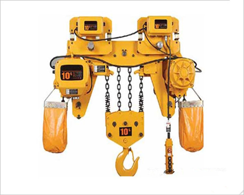 Ellsen top quality electric chain hoist with wireless remote control for sale