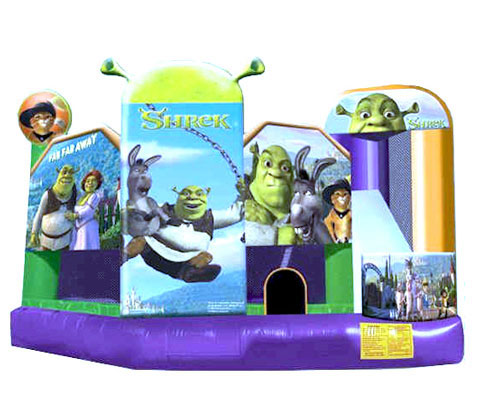 Buy inflatable bounce house slide with cheap price and high quality