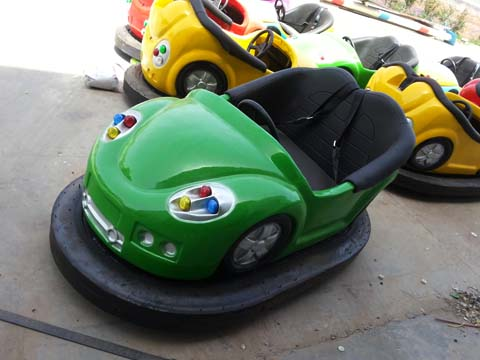 Buy bumper cars for the park from China
