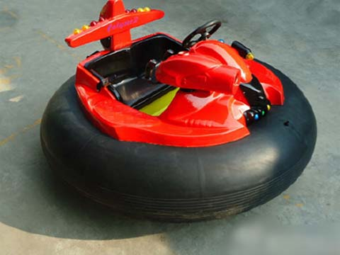 inflatable bumper cars for the park