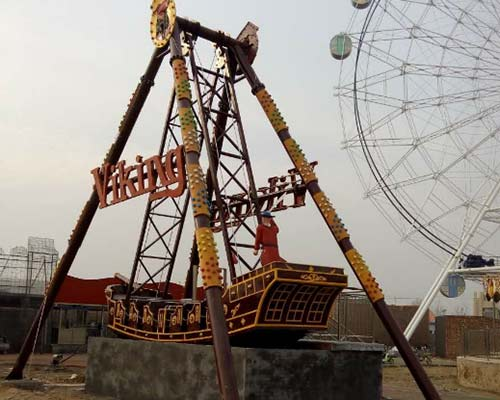 good quality pirate ship ride for parks