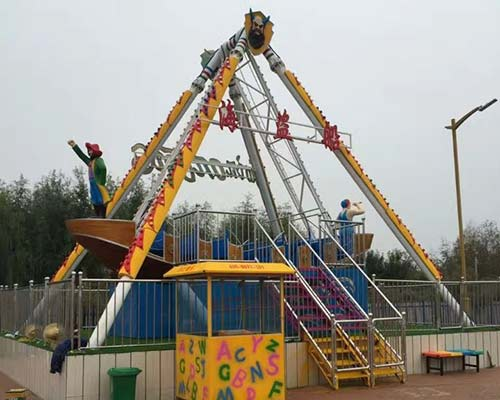 theme park swing ship rides for sale