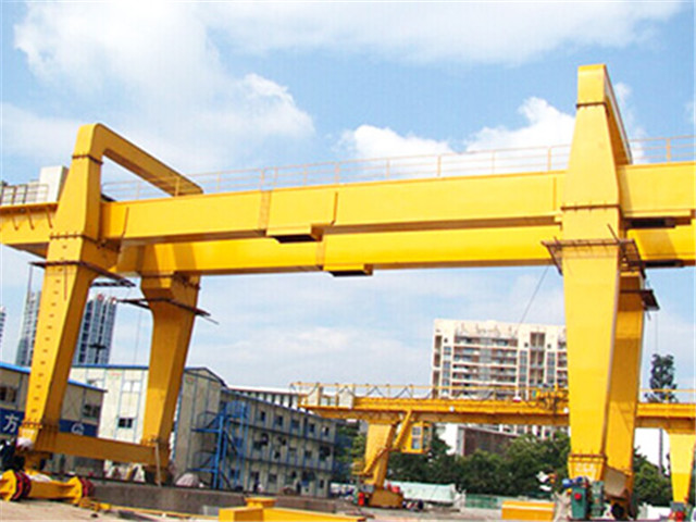 Electric Gantry Cranes in China