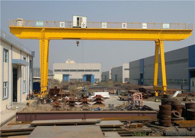 25 tons double girder gantry crane for sale